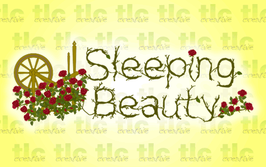 Sleeping Beauty show logo
