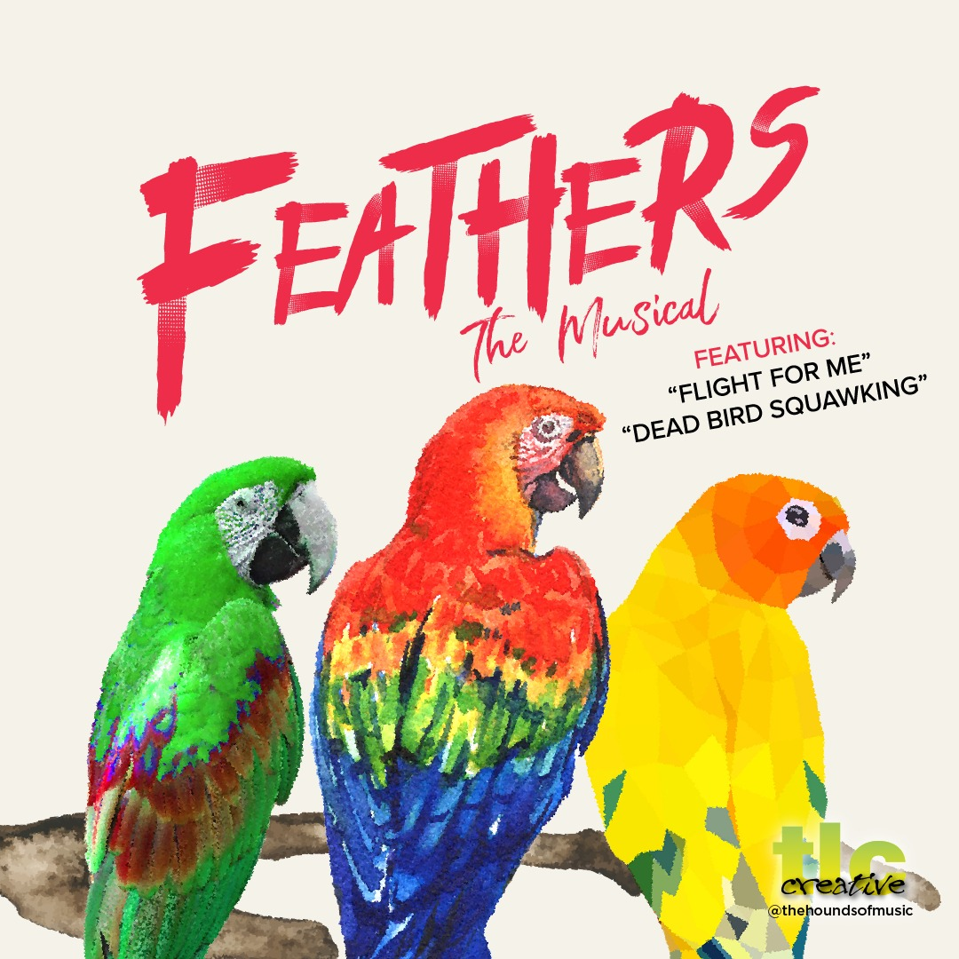 Hounds of Music - Feathers