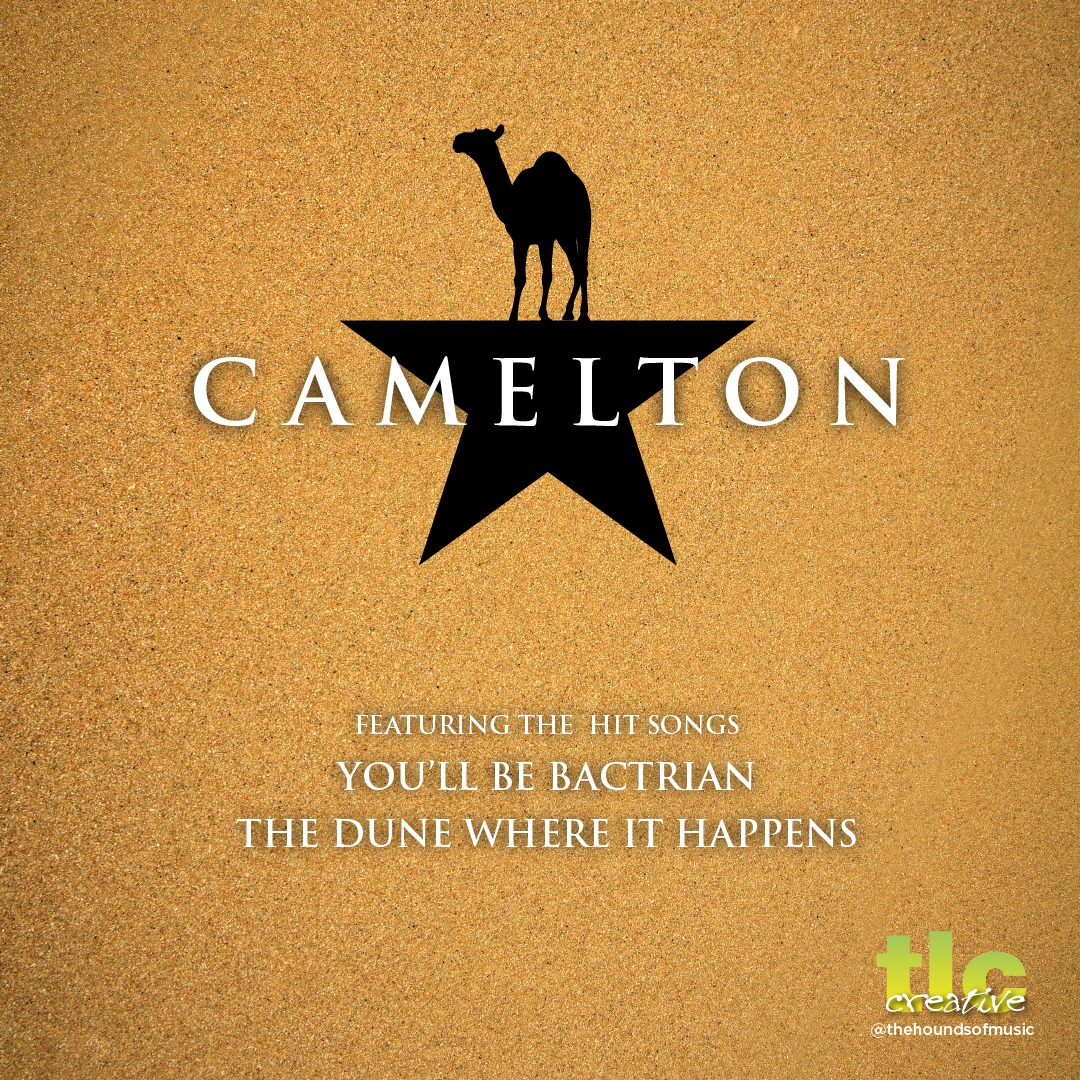 Hounds of Music - Camelton